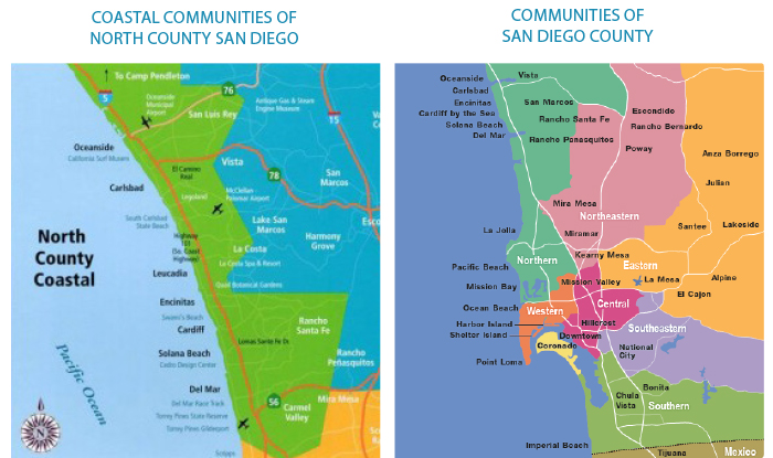 san diego communities